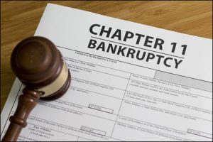 chapter 11 bankruptcy for a travel agency