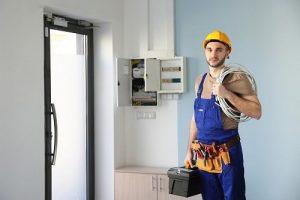 Electric repair for Austin Hotel