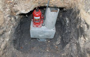foundation repair in Bourbonnais, IL