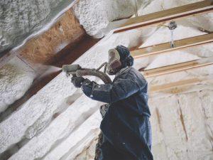 spray foam insulation equipment